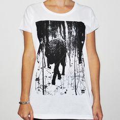 Camiseta WOLFISH
