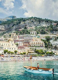 It's The Little Things: :: Italy Travel Diaries : Positano Part One ::