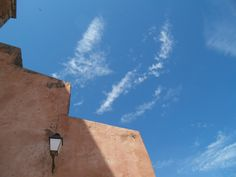 Shadow. Roussillon. [Kimberly English]