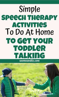 These speech therapy activities for toddlers will help boost their language develpment. These expert recommended tips can easily be done at home! Learning Toys For Toddlers, Toddler Learning, Toddler Preschool, Toddler Speech, Toddler Play, New Parent Advice, Parenting Advice, Kids And Parenting, Speech Therapy Activities