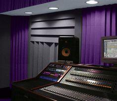 Music room - Auralex studiofoam