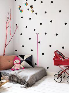 Home Interior Design — Kids' room decor ideas Baby Bedroom, Baby Room Decor, Kids Bedroom, Skandinavisch Modern, Bright Homes, Fashion Room, Kid Spaces, Kids Decor, Decor Ideas