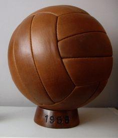 Balón oficial del Mundial de Suecia de 1958