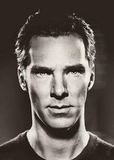 Benedict Cumberbatch......*faints*