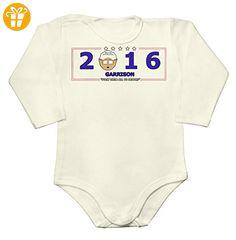 Garrison 2016 F*ck Them All To Death Design Baby Long Sleeve Romper Bodysuit Small - Baby bodys baby einteiler baby stampler (*Partner-Link)