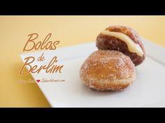 Receita de Bolas de Berlim - YouTube