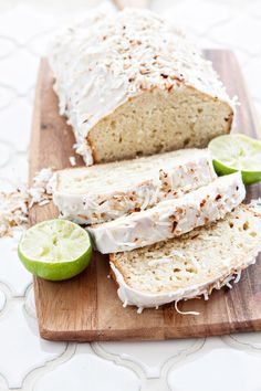 Thanks to its bright, fruity flavors, Coconut Lime Banana Bread is perfect for spring baking.