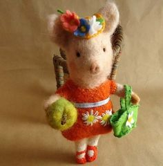 Miss Bumbles - I don't normally like cutesy crafts, but this is adooooorable