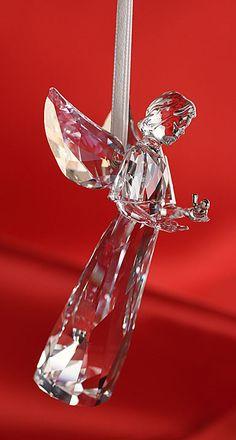 Swarovski Annual Edition Angel Ornament, 2014