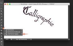 numériser écriture manuscrite