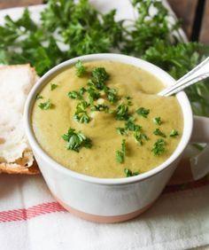 Crema de brócoli http://www.ecoagricultor.com/crema-brocoli/