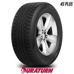 4 Duraturn Mozzo 4S Plus 91H 205/55R16 2055516 205 55 16 - 50K Warranty