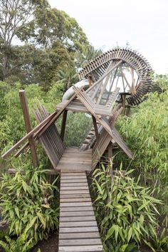 Ian Potter Wild Play Garden opens in Sydney | Landscape Australia