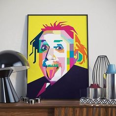 """""""Two things are infinite: the universe and human stupidity; and I'm not sure about the universe."""" Albert Einstein. Denne smarte herremannen ønsker alle en topp mandag"""