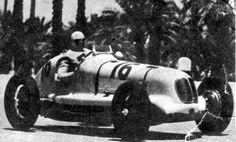 TEMPORADA DE 1938 Manuel de Teffé (Brasil) - #16 - Maserati 6CM - Trípoli - Italia. Felipe - Álbuns da web do Picasa