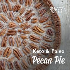 This Keto Pecan Pie Recipe is perfect for thanksgiving dessert. It is sure to delight paleo, low carb, ketogenic, dairy, sugar and gluten free dieters! Thanksgiving Recipes, Holiday Recipes, Thanksgiving Celebration, Family Thanksgiving, Christmas Recipes, Keto Thanksgiving Dinner, Holiday Ideas, Sin Gluten, Stevia