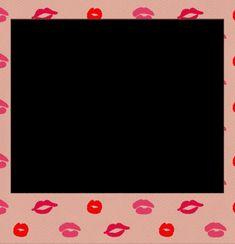 Marco Polaroid, Polaroid Frame Png, Instagram Frame, Instagram Story, Zebra Print Wallpaper, Collage Frames, Polaroids, Anime Art Girl, Stationary