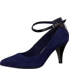 Tamaris-Schuhe-Pumps-NAVY/BLK-PAT.-Art.:1-1-24409-22/877