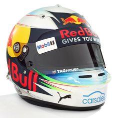 Daniel Ricciardo - Red Bull - 2017