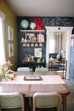 Kitchen After by Delightfully Tacky, via Flickr
