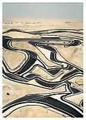 Bahrain I, 2005  C-print mounted on Plexiglas in artist's frame  118 7/8 x 86 1/2 inches; 302 x 220 cm
