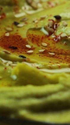 ¡Hummus verde!