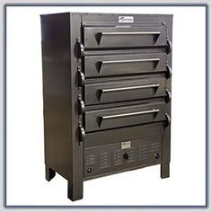 Peerless 2348M Multideck Gas Mexican Oven