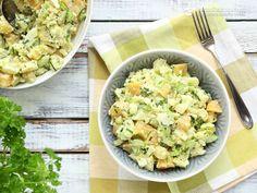 """Low-Carb """"Potato"""" Salad"""