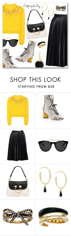 """My last set for 2016! See you in 2017! Happy New Year!"" by dressedbyrose ❤ liked on Polyvore featuring Miu Miu, Rochas, Cusp by Neiman Marcus, Smoke x Mirrors, J.W. Anderson, Isabel Marant, Marc Jacobs, Michael Kors, Furla and Petit Bateau"