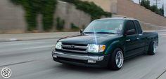 #Toyota #Tacoma #MiniTruck #SingleCab #Slammed #Stance