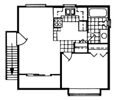 Building Plans Second Floor - 063D-7506 | House Plans and More