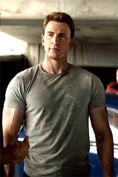 Chris Evans Captain America, Stucky, Nice To Meet, Steve Rogers, Attractive Men, Marvel Cinematic, Hot Guys, Mens Tops, Cbt