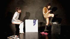 SPETTACOLI IN GARA - Labbra - Compagnia AltroQuando Regia Irene lamponi (autrice) e Giulia Scudeletti Anno 2011 http://www.inboxproject.it/partecipanti.php?lang=&id=958