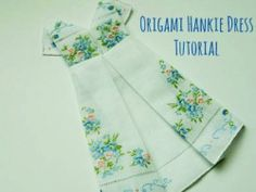 Home Decor And Crafts With Handkerchiefs And Linens - Bumblebee Linens