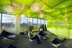 ESCT's futuristic entry