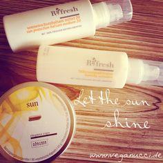 Der Sommer kann kommen! Vegane und natürliche Sonnenschutzpflege von Ringana: