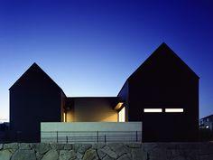 直方の家 | 松山建築設計室 | 医院・クリニック・病院の設計、産科婦人科の設計、住宅の設計
