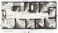 Day Spa Floor Plans | http://spa.bloginterior.com/day-spa-floor-plans/