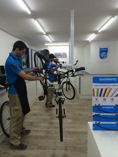 Oficina Adoro Bike - Service Center Shimano