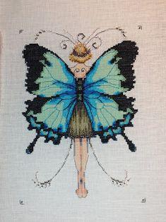 Miss Goss Swallowtail