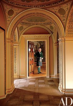 Prince Charles Renovated This Incredible Historic Scottish Home Photos | Architectural Digest