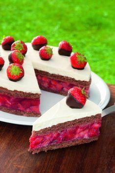 Eperzselés torta