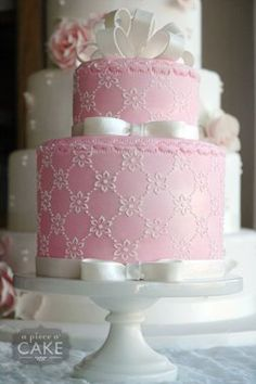 pink and gold glitter birthday cake - Google Search