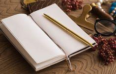 POWDER ROOM NOTEBOOK 白紙のみのシンプルなノートブック