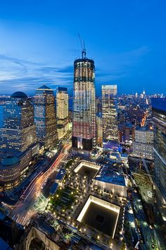 Ground Zero. Photo by Evan Joseph