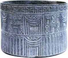 math geometric art | left and right) Chlorite vase, Jiroft (Madjidzadeh, 2003, 67)