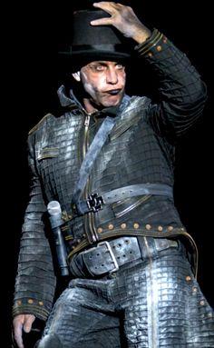 Till Lindemann from Rammstein