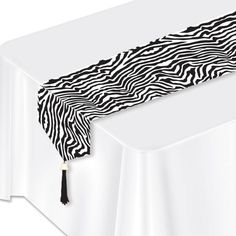 Check out the deal on Zebra Print Laminated Paper Table Runner. #junglepartyideas #jungleparties #junglepartythemes #junglebirthdays #junglesafariparty #junglethemepartyideas #junglethemebirthdayparty #junglethemeparties #safarijungleparty #junglebirthdaypartyideas #junglebirthdayparties #junglepartydecorations #junglebirthdaytheme #safariparty #junglesafaribirthdayparty #junglekidsparty #partyjungletheme #junglethemebirthday #babyshower  #1stbirthday #photoboothprops #props #themepartyideas