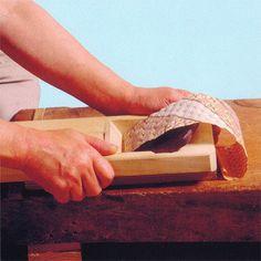 Yosegi-Zaiku - Making Marquetry