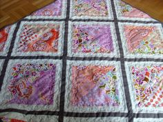 Jona: Weekends....Gorgeous Quilt!